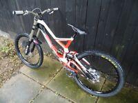 Specialized Demo 8 downhill mountainbike 2012