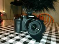 Camera Rig - Panasonic Lumix DMC-G7 16MP Digital Camera and Rode Videomic Pro