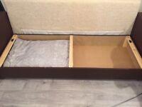 Modern large sofa bed