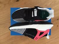 Adidas EQT 93/17 boost. Sizes UK8/UK9.