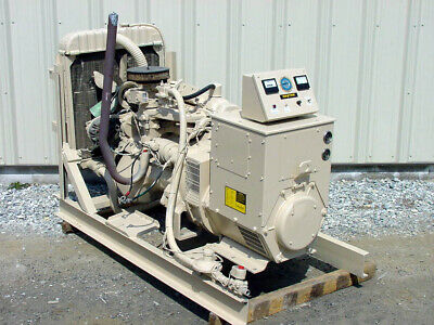 30kw Lpnat Gas Generator Set Slant 6 Chrysler