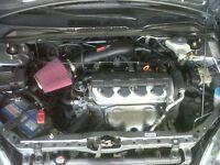 1996 Civic 1.4 KnN Cold Air Induction