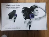 Dyson special edition supersonic hairdryer