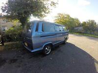 vw t25-T3 Multivan. 1990