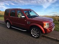 Land Rover Discovery 3 2.7TD V6 HSE 5DR