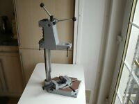 Wolfcraft 550 mm Drill Stand/Holder with depth stop. Has only been used a few times.