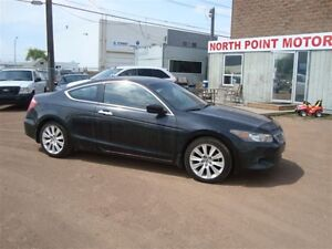 2008 Honda Accord EX-L V6 w/Navi, SUNROOF