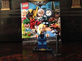 LEGO MINIFIGURES 2018 (Black Canary) BATMAN SERIES 2