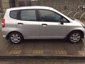 HONDA JAZZ MANUAL, IN GREAT CONDITION FOR SALE !