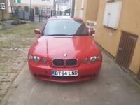 BMW 320td compact M Sport 2.0L. M.O.T failure. Spares repairs.