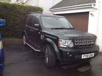 Land Rover Discovery 4, 3.0 TDV6 XS, AUTO, FSH, 6 view auto rev camera, 2 former owners, sat nav