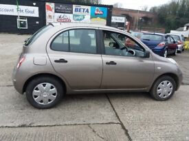 2010 NISSAN MICRA SUPERB CONDITION