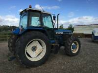 94 Ford New Holland 8240 SLE