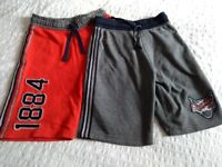 Boys shorts from M&S
