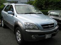 Kia sorento 4X4 SUV 2,5l diesel manual full leather cruise controll Not sportage tucson sedona x-tra