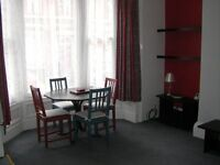 One bedroom, fully furnished & equipped flat, central Preston