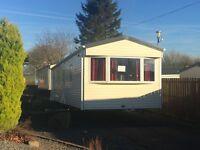 Middlemuir Heights Caravan & Lodge park, Static Caravan's