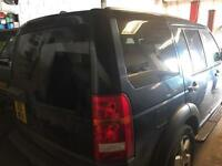 Spares or repairs, Land Rover discovery