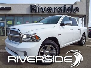 2014 Ram 1500 Longhorn Crew Cab w/ Ventilated Seats!