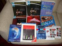 Physiology, Psychology, Chemistry, Biology, Reference Books