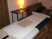 MALE MASSEUR - RELAXING SWEDISH & DEEP TISSUE MASSAGE - £40