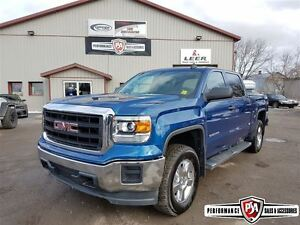 2015 GMC Sierra 1500 SLE HEATED LEATHER INTERIOR!!