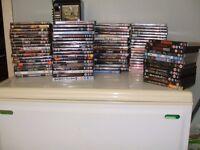 85 DVD Movies.