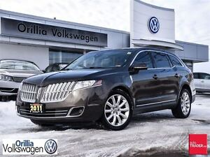 2011 Lincoln MKT 7 Seats, Blindspot, Bluetooth