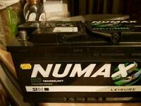 Brand new 105ah leisure battery