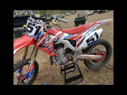 Honda Crf150f Trail Dirt Bike 2001 Motorcycles Gumtree