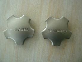 Subaru Legacy Centre Caps Pristine Condition