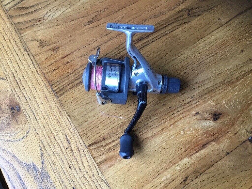 Shimano Hperloop 3000RA fishing reel