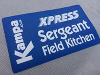 Camping Kampa Express Sergeant Field Kitchen