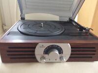 Auna record player