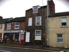 Flat to rent in Wisbech, 1 double bedroom