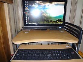 MSI AE202 All-in-One PC Notebook - Intel® Celeron® 1037U, 4GB, 500GB HDD
