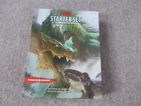 Never used - Dungeons and Dragons starter set