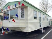 Cheap static caravan for sale , Finance available , Sited in Essex , Call now for more info