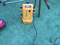Vac pressure washer .Used and in good conditioner.