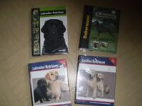 Dog accessories/ books