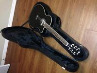 MINT Ibanez AEG 10ii Acoustic-Electric (with leather case)