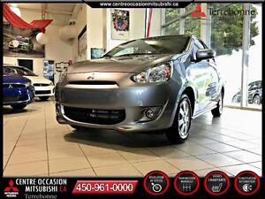 2015 Mitsubishi Mirage SE Demonstrateur