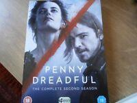 penny dreadful complete second season