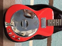 Airline folkstar from Eastwood resonator