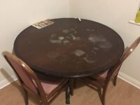 Home Furniture - Sofa,Dining & dressing table, all in good condition