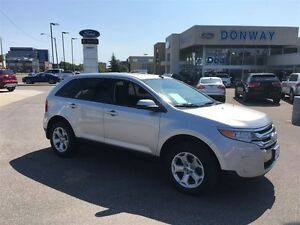 2013 Ford Edge CERTIFIED PRE-OWNED, SEL FWD, 1 OWNER