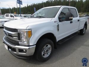 "2017 Ford F-350SD XLT Crew Cab 176"" WB 4X4 w/8' Box"