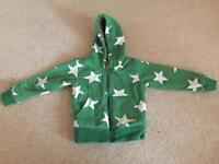 Mini Boden Boys Fleece Jacket 18mths-2 yrs