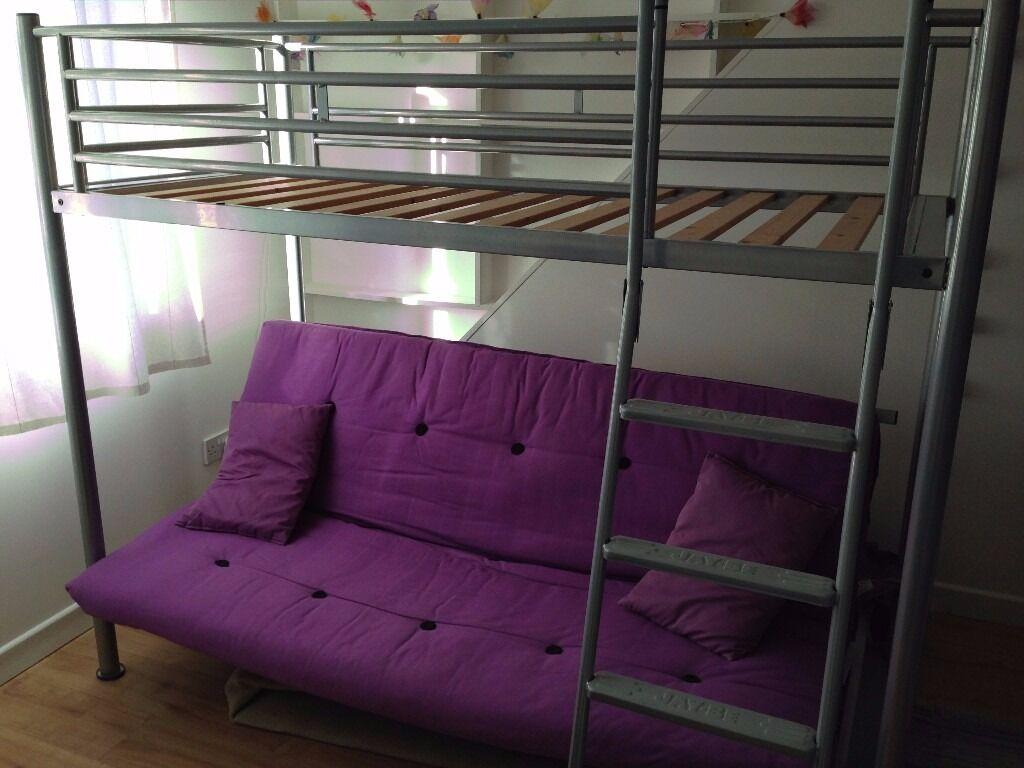 jay be triple sleeper bunk bed / sofa. | in bromley, london | gumtree