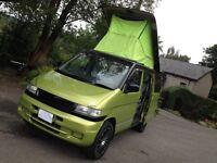 HI SPEC MAZDA BONGO 2.5 TD 4WD 8 SEATER/CAMPER /DAY VAN/LOW MILES/FUNKY STUNNING COLOUR /VW T4 T5